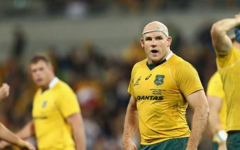Bloodied Wallabies face England whitewash in Sydney
