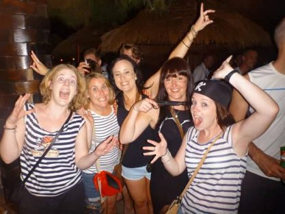 Travel Talk_Croatia Sailing Tours_Pirate party