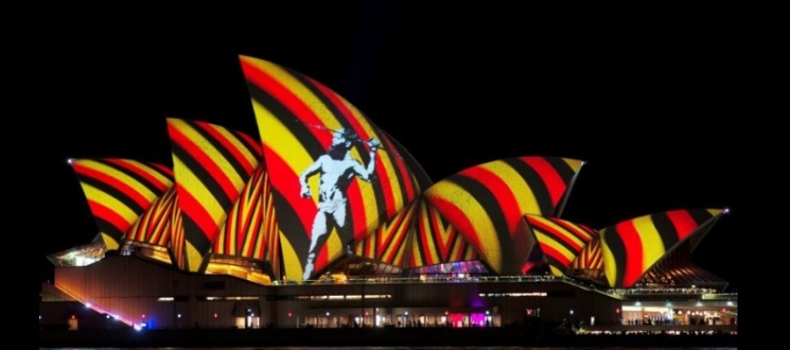 Sydney lights up in Vivid colour