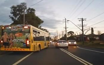 Crazy Aussie drivers dash cam compilation [WATCH]