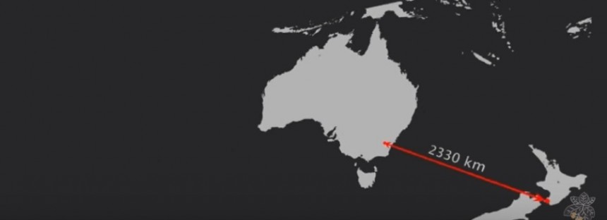 Why isn't New Zealand part of Australia anyway? [WATCH]