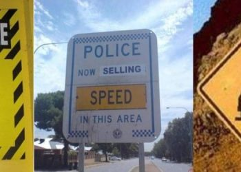 20 totally hilarious (and dead-set real) signs, only in Australia [PHOTOS]