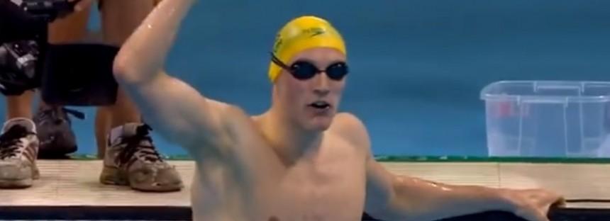 Olympics: Mack Horton wins gold for Australia [FULL VIDEO]