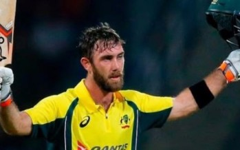 Glenn Maxwell blows Sri-Lanka away with two astonishing, record breaking knocks [WATCH]