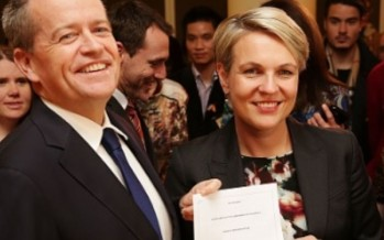 Labor introduces same-sex marriage bill to parliament