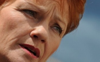 Half of Australia agree with Pauline and want Islamic migration banned