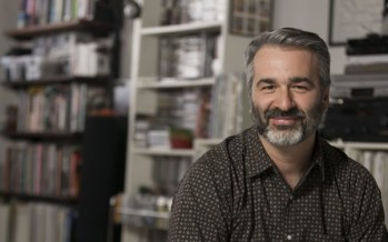 Sean Rabin: dad, dog walker, music junkie, shortlisted for Readings Prize for new Aussie fiction