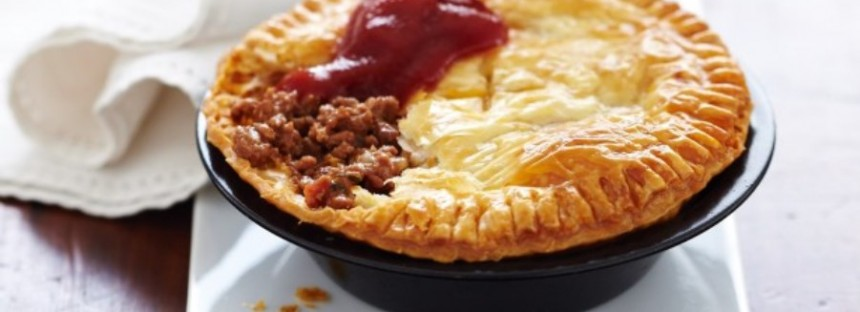 Make the perfect winter Aussie meat pie with a dash of English ale [RECIPE]