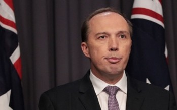 Peter Dutton: Donald Trump's Australian half brother