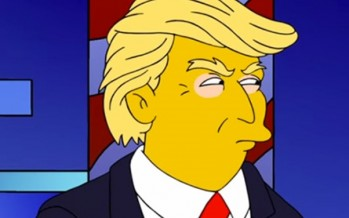 The Simpsons predicted Trump would be president 16 years ago [WATCH]