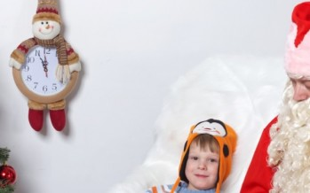 Your child probably knows the truth about Santa – they're playing along for the presents