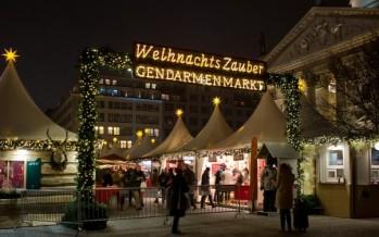 Perpetrator of Berlin Christmas market terror attack still at large: reports