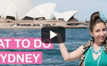 SuzelleDIY's hilarious tourist tips for visitors to Sydney [VIDEO]