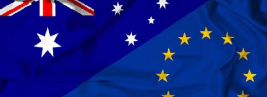 Look at the cultural similarities and differences between Australia and Europe