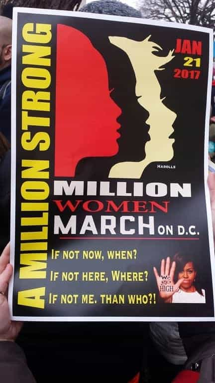 DC MarchPoster