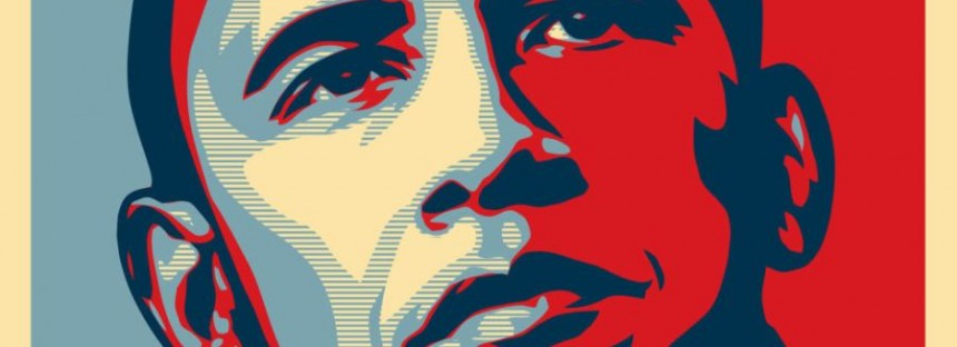 Remembering the first time we did it with Obama