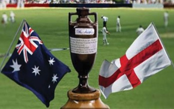 Looking forward to the 2017 Ashes series