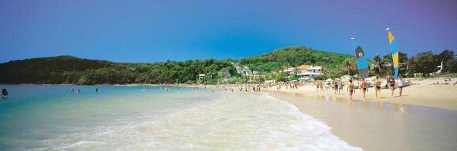 noosa main beach - visitnoosa