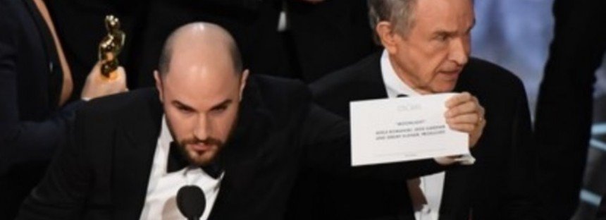 Trump supporters get gleefully brutal about #OscarsFail