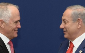 Netanyahu's visit prompts Australia to rethink its relationship with Israel