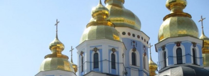 Exploring Kiev: ringing with churches and soaking in vodka