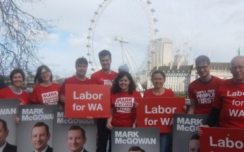 Western Australians in London urged to make their vote count in tight state election race