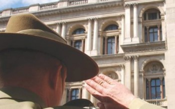 Anzac Day services in London 2017 – where and when