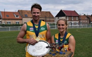 2017 Anzac Cup honours war heroes with fantastic AFL footy in France