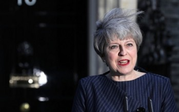 Theresa May to take UK to the polls again in snap election surprise