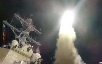 US missile attack on Syria fully supported by Australia, says PM