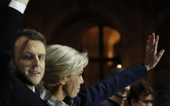 From wannabe to president: how Emmanuel Macron beat Marine Le Pen to win the French election