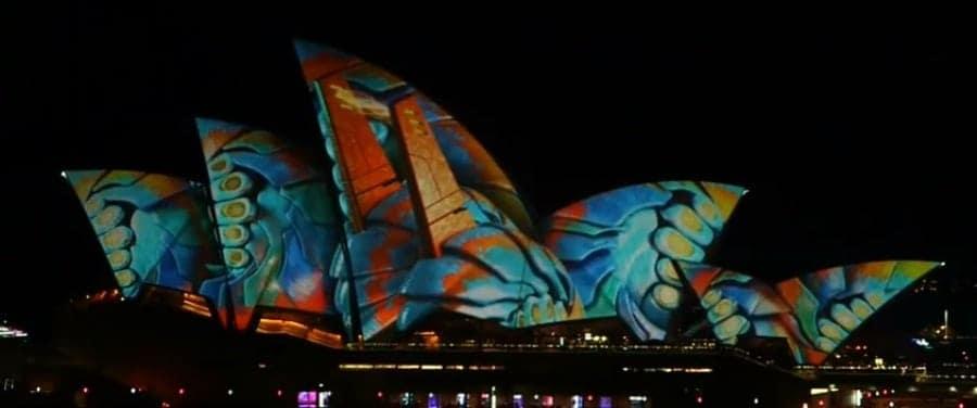 Vivid Live 2017 Sydney Opera House