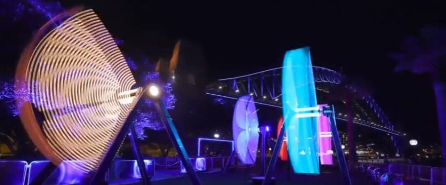 Festival Of Light Art Ideas