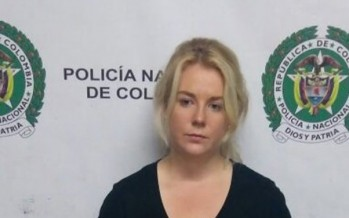 Found with cocaine in Colombia, we should presume Cassandra Sainsbury's innocence