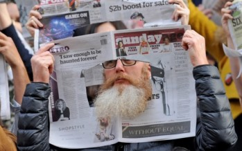 We should levy Facebook and Google to fund journalism – here's how