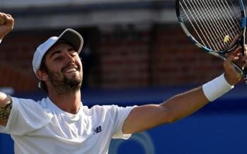 Little-known Aussie Jordan Thompson slays Andy Murray in Queen's tennis shock upset