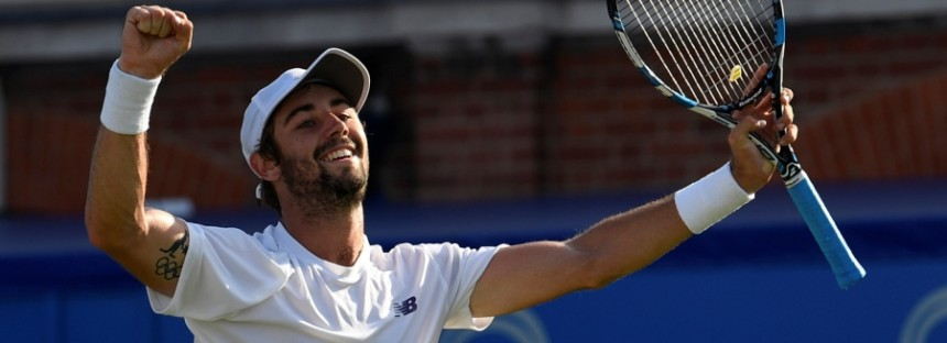 Little-known Aussie Jordan Thompson slays Andy Murray in Queen's tennis shock upset
