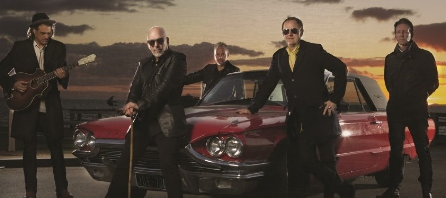 Catch the legendary Joe Camilleri and his Black Sorrows in London this Friday