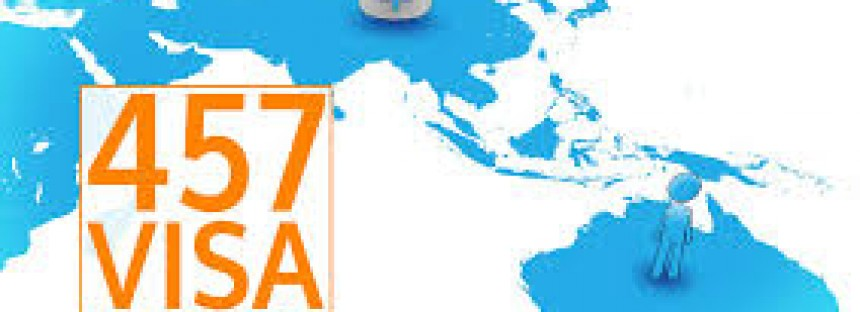 Can you get a loan on a 457 Visa?