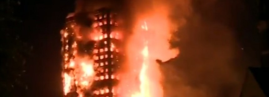 "London fire: a ""number of fatalities"" confirmed in horrific Grenfell Tower inferno"
