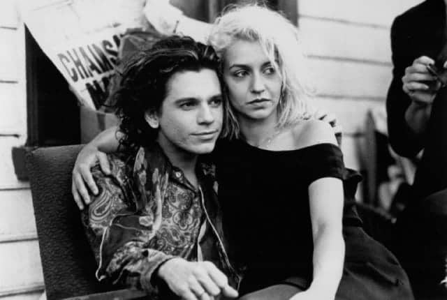 1987's 'Dogs in Space', starring Michael Hutchence,  will get a rare screening at the Oz Film Festival in London.