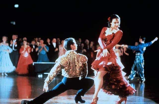 Aussie favourite 'Strictly Ballroom' will be lighting up Regent Street Cinema.