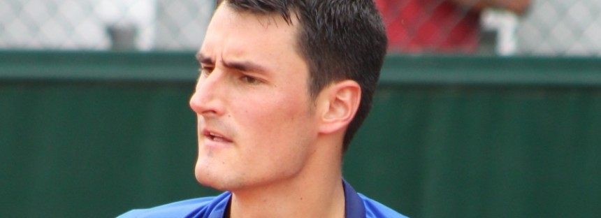 Tennis's sad but not yet sorry case of Bernard Tomic's demise