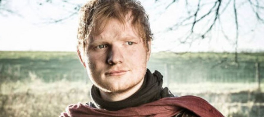 25 of the best and most hilarious reactions to Ed Sheeran's cameo in Game of Thrones