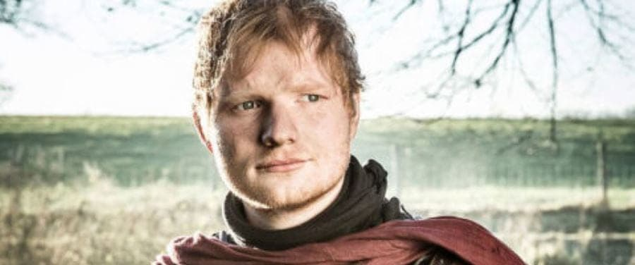 Of The Best And Most Hilarious Reactions To Ed Sheerans Cameo - 17 hilarious reactions to ed sheeran appearing in game of thrones