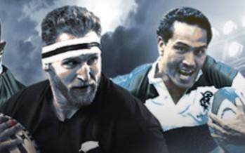 See the Barbarians take on the All Blacks at Twickenham