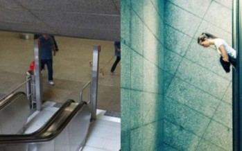 How to take awesome urban photos at an otherwise dull train station [PHOTOS]
