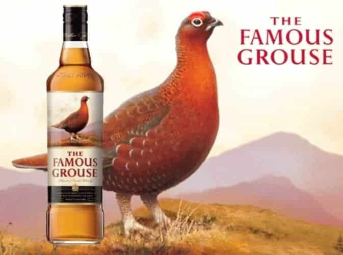 Fampus Grouse Whisky