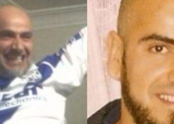 Khaled Khayat and Mahmoud Kayat