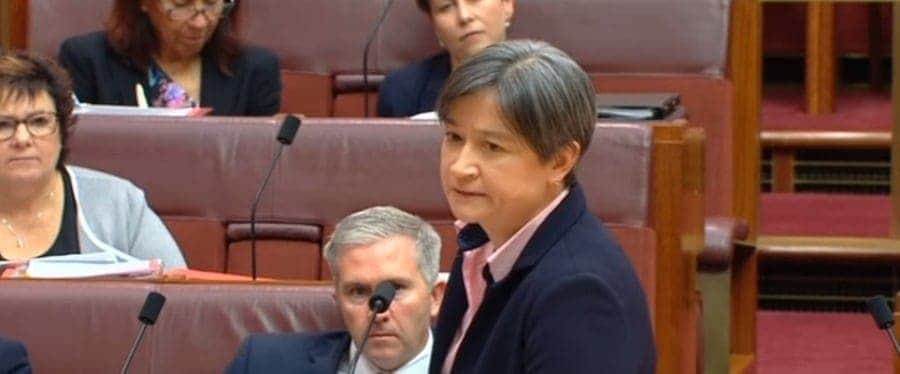 Penny Wong - same-sex marriage speech Australia